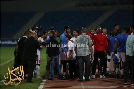 الامير علي يُقل عامر شفيع للمستشفى - صورة
