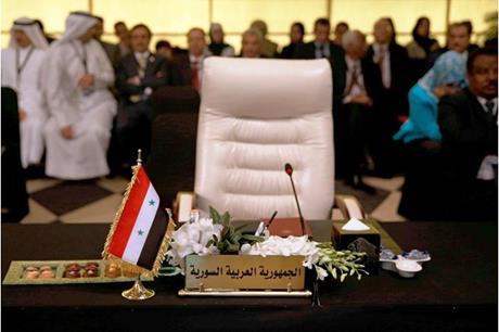 وفاة آخر سفير لسوريا في جامعة الدول العربية