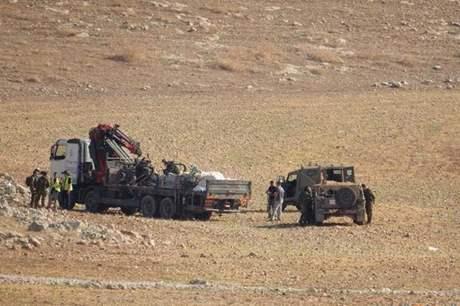 الاحتلال يستولي على شاحنة جنوب طوباس