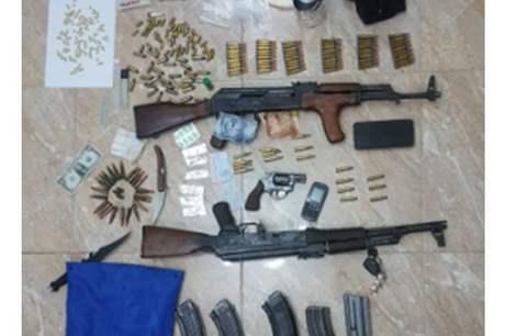 شرطة الكرك تلقى القبض على مطلق عيارات ناريه على محولات الكهرباء