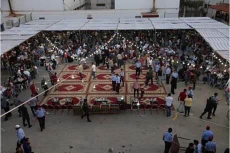 أمسية رمضانية في مركز إصلاح وتأهيل معان