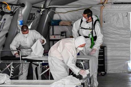 كندا تقترب من تسجيل 108 آلاف إصابة بكورونا