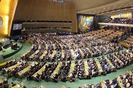 12 دولة تطالب باصلاحات في مجلس الامن الدولي